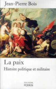 sama lapaixhistoireolitiquetemilitaire 201302 189x300 Livre La paix histoire politique et militaire