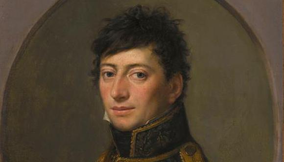 Retour du tableau le portrait Charles Lefebvre-Desnoëttes, aide de camp de Napoléon Ier