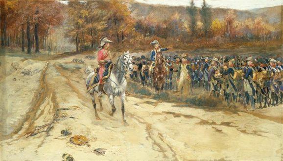 06 506310 578x330 Le campement de la Grande Armée, épisode 2 : marcher