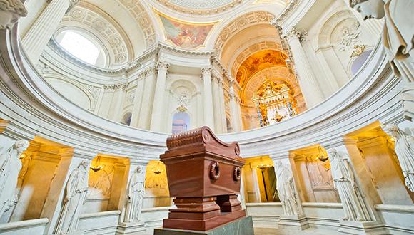 c66bef46dd92 Déjà plus de 86 000€ récoltés pour la restauration du tombeau de l'Empereur  !