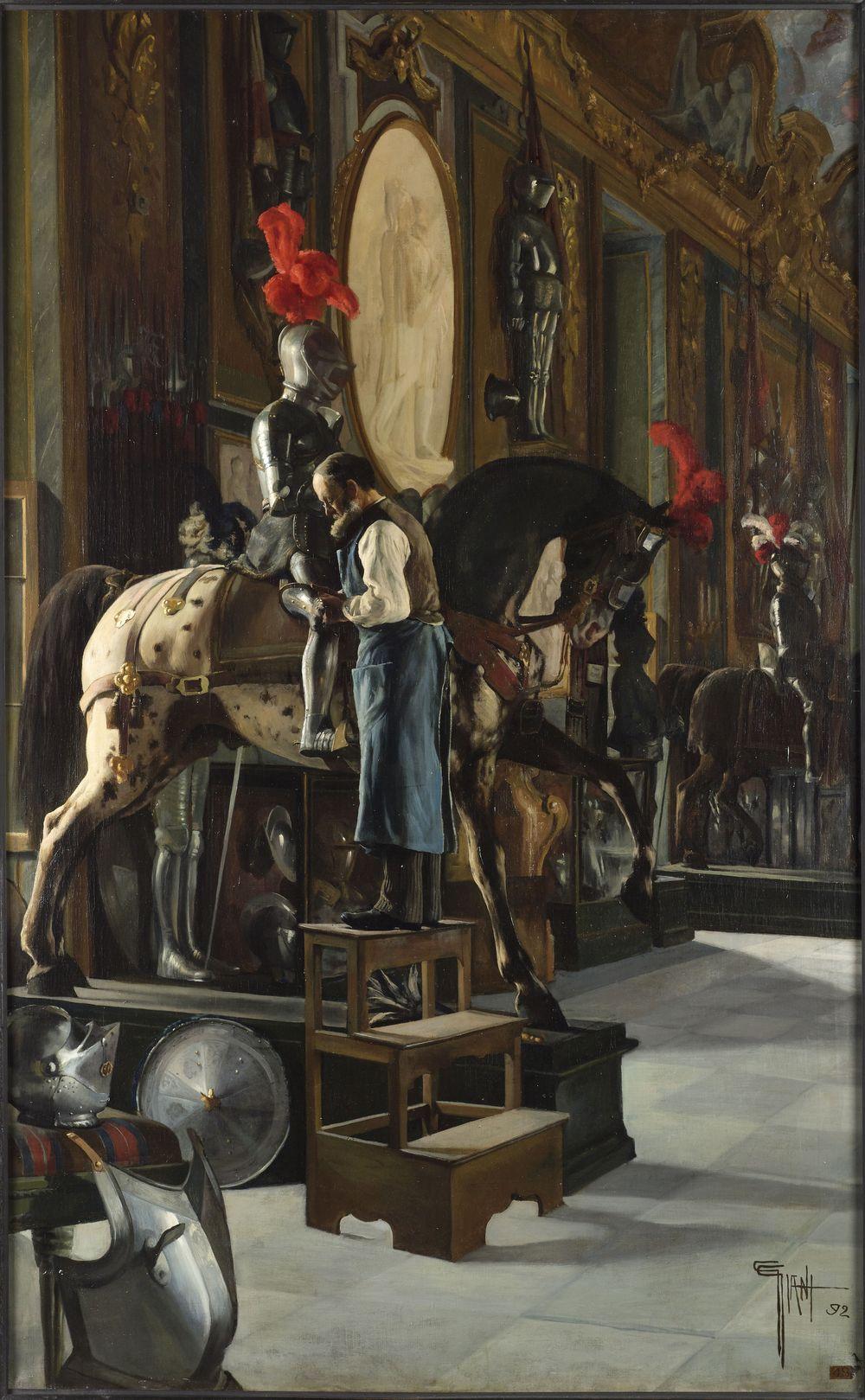 20 504022 c Paris Musée de lArmée Dist. RMN Grand Palais Émilie Cambier Focus sur cinq nouvelles acquisitions du musée de lArmée