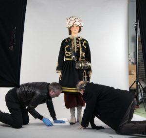 01 300x284 [MuseumWeek] Quelques photos insolites du musée de lArmée   #MomentsMW