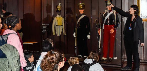 2020306 Visite Scolaire Michelin AS048 2 Vivez l'été au musée de l'Armée : les 7 activités incontournables !