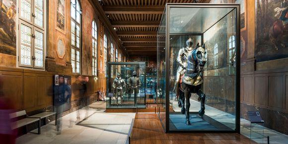 collections 1 Vivez l'été au musée de l'Armée : les 7 activités incontournables !