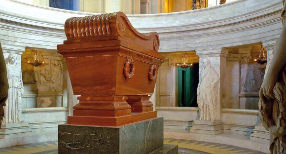 Tombeau de Napoléon Ier au Dôme des Invalides