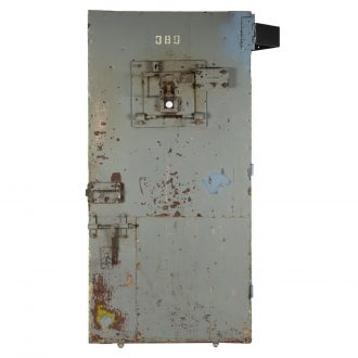 Porte d'une prison du KGB