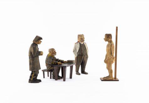 380 Figurines, fin XIXe et début XXe siècle