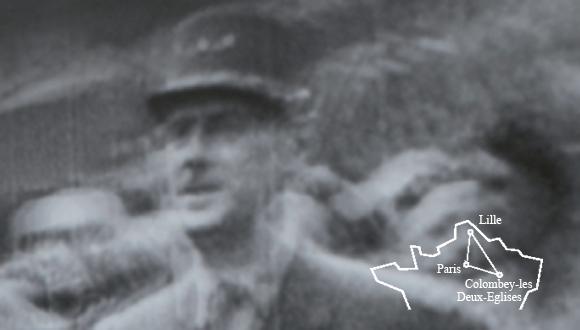 Parcours de Gaulle