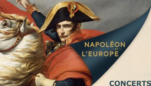 """Cycle concerts """"Beethoven et l'épopée napoléonienne en musique"""""""