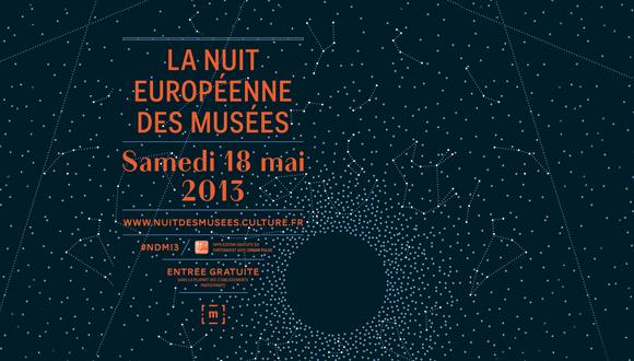 La Nuit des Musees 2013