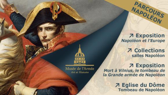Bandeau parcours Napoléon