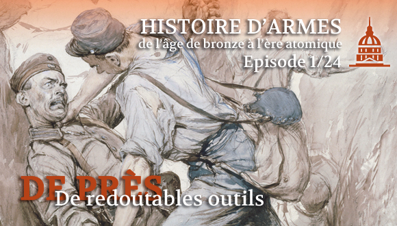 Histoire d'Armes bandeau épisode 1