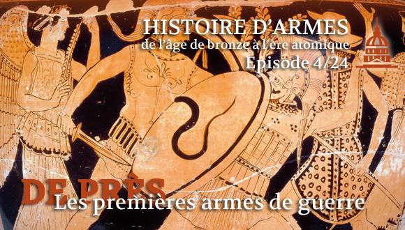 Histoire d'Armes bandeau épisode 4