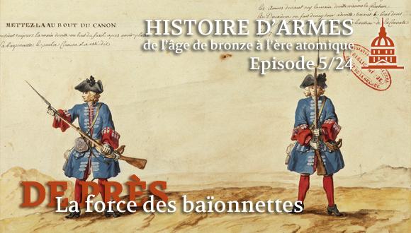 Histoire d'Armes bandeau épisode 5