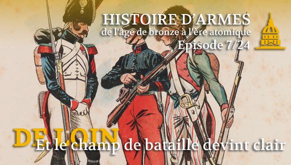 Histoire d'Armes bandeau épisode 7