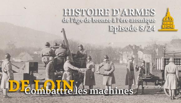 Histoire d'Armes bandeau épisode 8