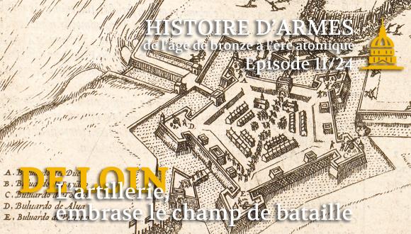 Histoire d'Armes bandeau épisode 11