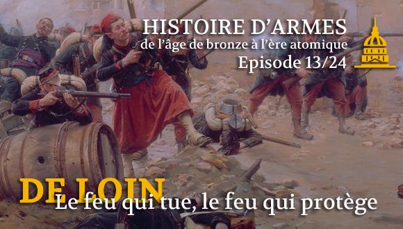 Histoire d'Armes bandeau épisode 13