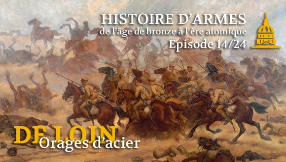 Histoire d'Armes bandeau épisode 14