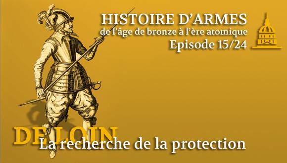 Histoire d'Armes bandeau épisode 15