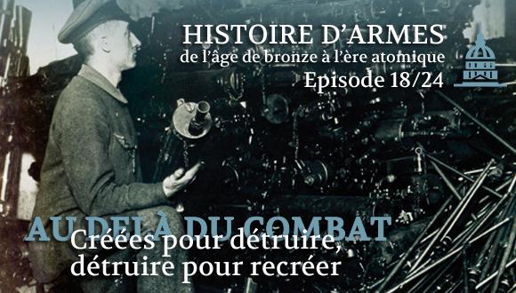 Histoire d'Armes bandeau épisode 18
