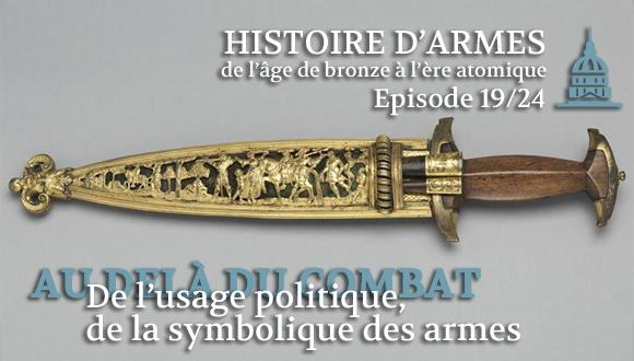 Histoire d'Armes bandeau épisode 19