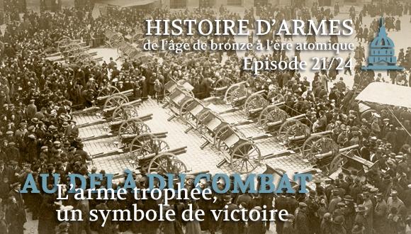 Histoire d'Armes bandeau épisode 21