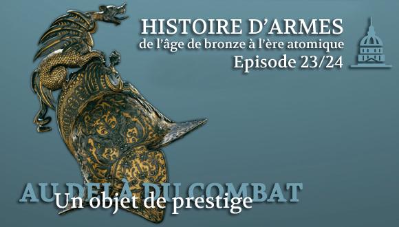 Histoire d'Armes bandeau épisode 23