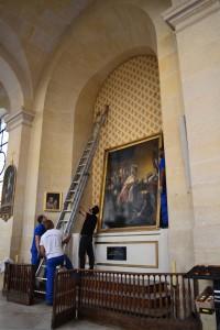MA BA retour StLouis 20130823 200x300 Retour doeuvres monumentales aux Invalides