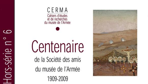 Couverture CERMA hors-série numéro 6