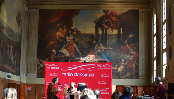 Journée spéciale Radio Classique au musée de l'Armée