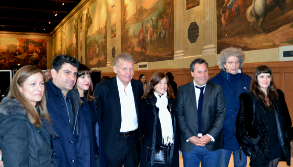 Conférence de presse Opera en plein air : Don Giovanni de Mozart avec PPDA