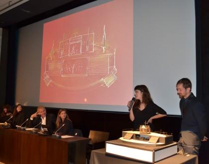 Conférence de presse Opéra en plein Air : Don Giovanni de Mozart, scénographie