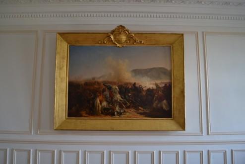 MA BA tableaux quesnoy1 20140330 494x330 Le colonel Le Pays de Bourjolly sort de sa réserve !