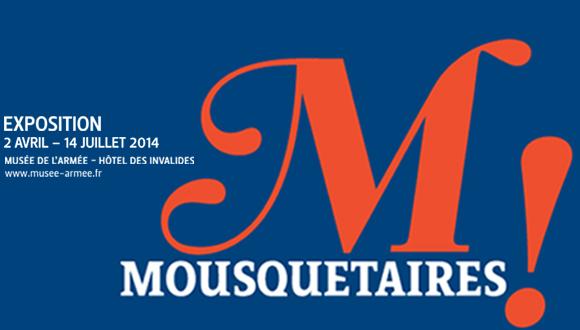 Ouverture exposition Mousquetaires !