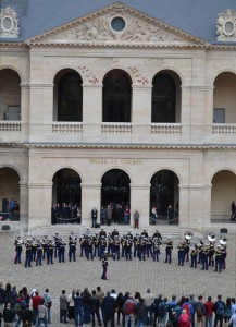 MA fb 2ndMarines 3 20140527 217x300 La Fanfare du 2nd Marines Corps dans la cour dHonneur des Invalides