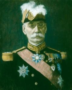 Le général Joseph Gallieni (1849-1916) © Paris, musée de l'Armée, dist.RMN-GP