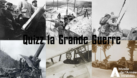 Jeux de l'été facebook : quizz la Grande Guerre