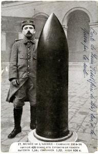 Carte postale Louis Vidal recto © Paris, musée de l'Armée