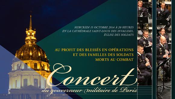 Concert du GMP mercredi 15 octobre 2014 : bandeau