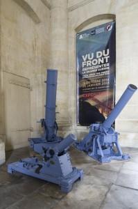 MA BA mortiers vdf 0 20141120 199x300 Zoom sur les pièces d'artillerie de l'exposition « Vu du Front »