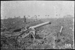 MA BA mortiers vdf 3 20141120 300x199 Zoom sur les pièces d'artillerie de l'exposition « Vu du Front »
