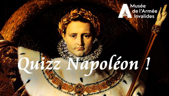Quizz Napoléon