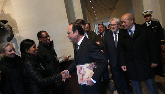 Visite du Président de la République : bandeau