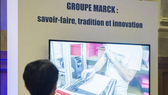 Conférence du groupe Marck décembre 2014 : bandeau