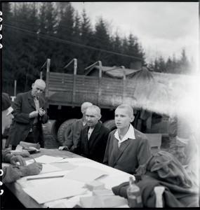 Libération du camp de concentration de Vaihingen, près de Stuttgart, 13 avril 1945 © ECPAD / Germaine Kanova