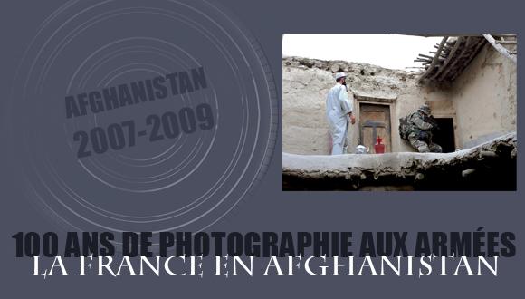 Cent ans de photographie aux armées, épisode 17 : la France en Afghanistan