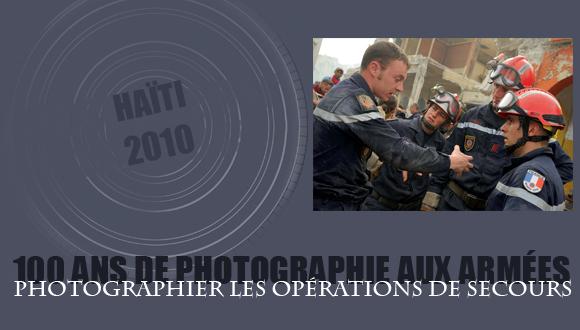 Cent ans de photographie aux armées, épisode 18 : photographier les opérations de secours