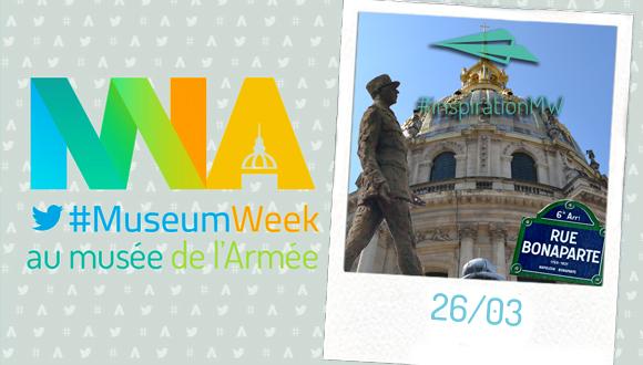 Museum Week Jour J+3