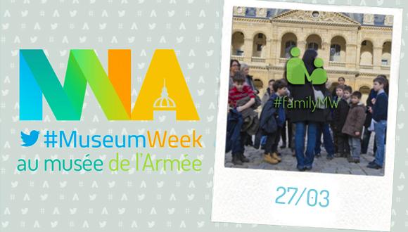 Museum Week Jour J+4
